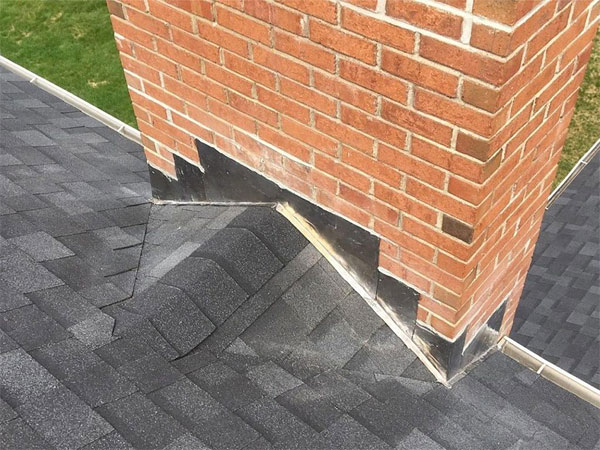 Roof Replacement Flashing